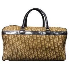 Dior Travel Bag Circa 1975