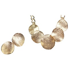 Trifari Necklace and Earring Demi Parure