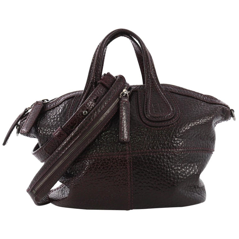 Givenchy Nightingale Crossbody Bag Leather Micro For Sale at 1stdibs 9fe53d784beca