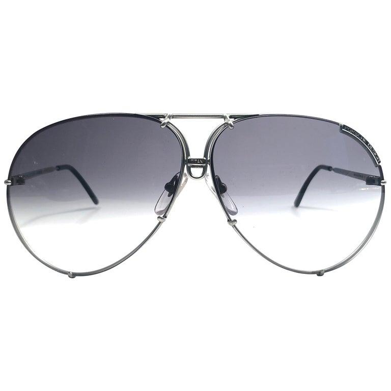 4f50a7d5b294 New Vintage Porsche Design By Carrera 5621 Titan Matte Large Sunglasses  Austria For Sale