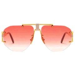 Céline CL 40039 U Red Sunglasses