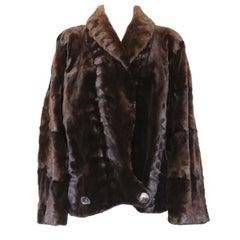 Italian Mink Fur Jacket