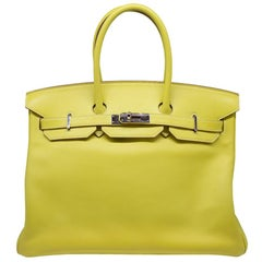 Hermès Limited Edition Candy 35cm Birkin Bag