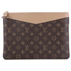 Louis Vuitton Pochette Pallas Monogram Canvas GM