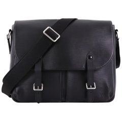 Louis Vuitton Christopher Messenger Bag Epi Leather