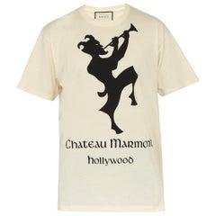 Gucci Runway Chateau Marmont T-shirt - New Season US 4