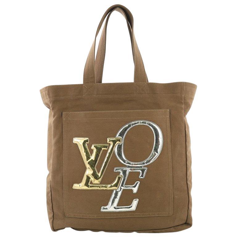 15e3be27c9a Louis Vuitton That's Love Tote Canvas MM