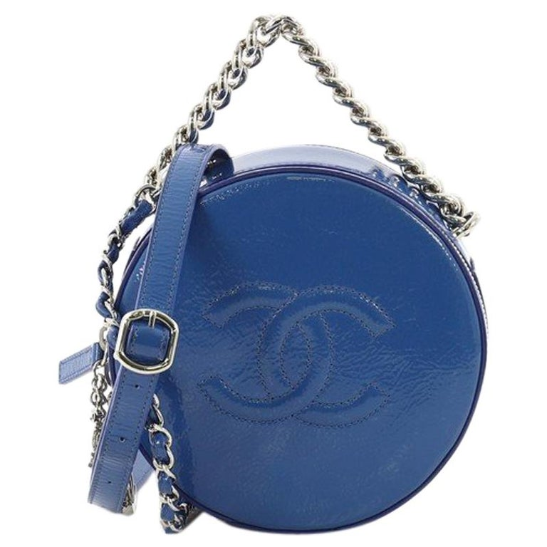 878103d4b197 Chanel Round as Earth Crossbody Patent For Sale at 1stdibs