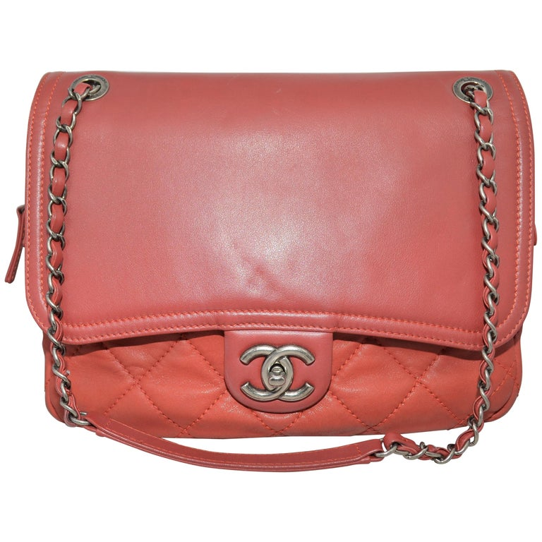 16bc24f2499a23 2011-2012 Chanel Quilted Reissue Shoulder Bag For Sale at 1stdibs