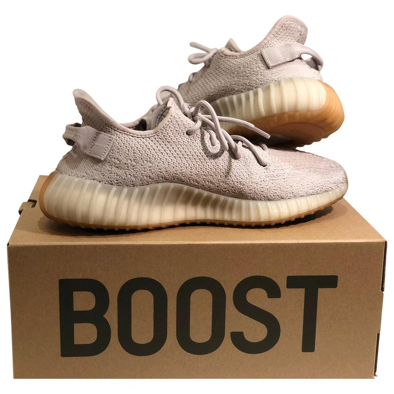 separation shoes 5c8ea bf532 Yeezy Boost 350 V2 Adidas/ Kanye Sesame Originals US Size 10.5 Shoes with  Box