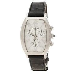 Balmain Mother of Pearl Arcade Chronograph Women's Wristwatch 30mm