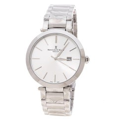 Bernhard H. Mayer Silver Stainless Steel Aurora Women's Wristwatch 40 mm