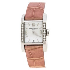 Baume & Mercier Mother of Pearl  Diamant MOA08667 Women's Wristwatch 22 mm