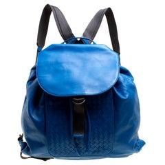 Blue Backpacks