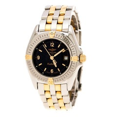 Breitling Stainless Steel Callistino B52045.1 Women's Wristwatch 28 mm