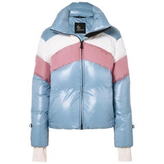 Moncler Grenoble Lamar Colour-Black Quilted Down Jacket