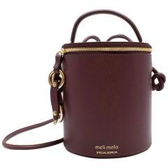 Meli Melo Severine Special Edition leather bucket bag