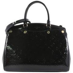 Louis Vuitton Brea NM Handbag Monogram Vernis MM