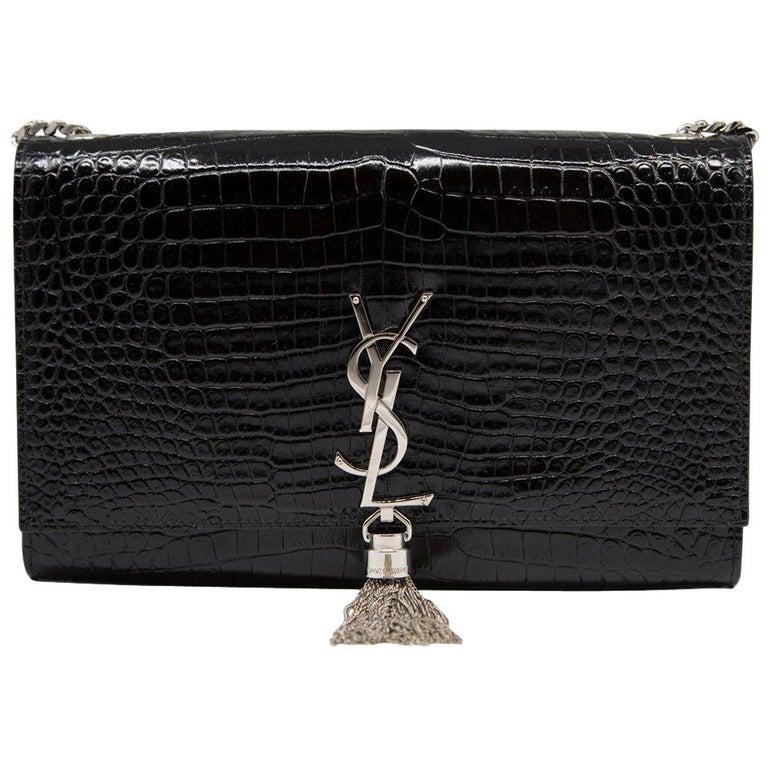 a5ea15252f1 Yves Saint Laurent Medium Leather Kate Bag at 1stdibs