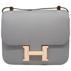 78ec083adc1d Hermès Special Order 24cm Bi-Colour Constance Bag