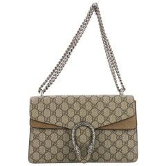Gucci Dionysus Handtasche GG Beschichtete Leinwand, Klein