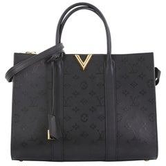 Louis Vuitton Tote Monogramm Leder GM