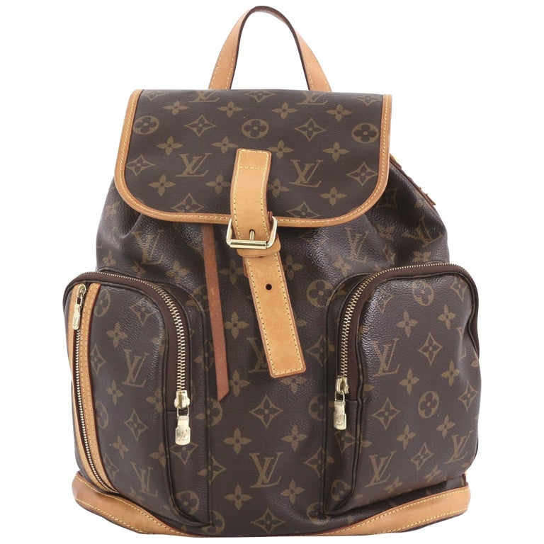 a1a0cb1b765e Louis Vuitton Bosphore Backpack Monogram Canvas For Sale at 1stdibs