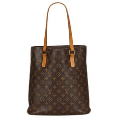Louis Vuitton braune Monogramm Vavin Tasche GM