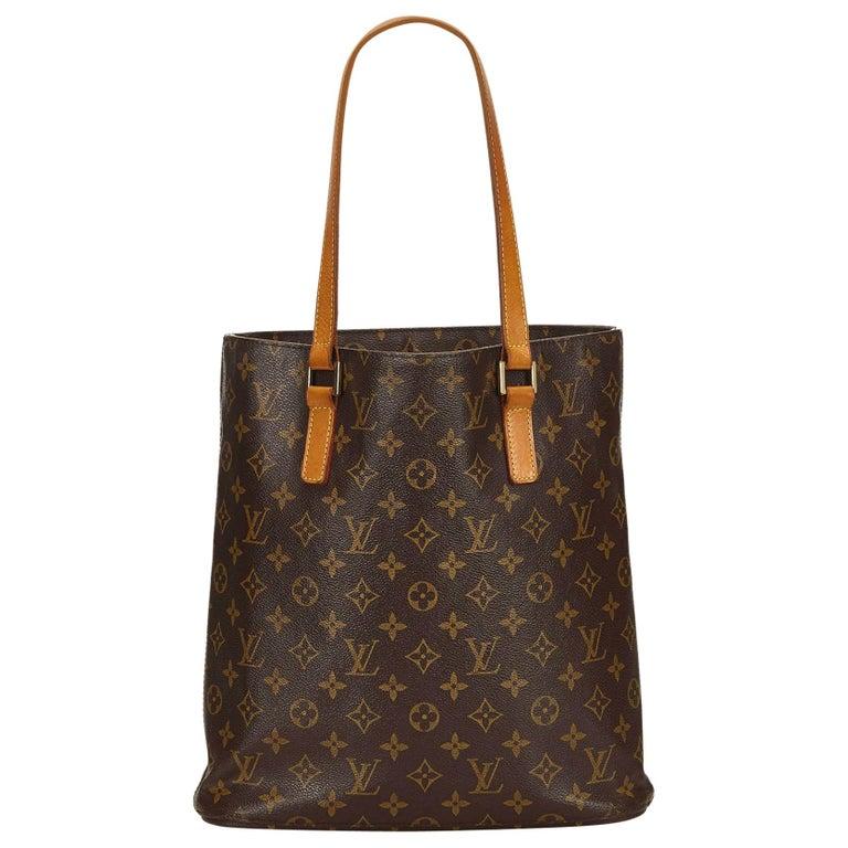 9a83d40f8a553 Louis Vuitton braune Monogramm Vavin Tasche GM bei 1stdibs