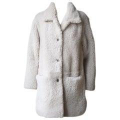 A.L.C. Henson Teddy Shearling Coat