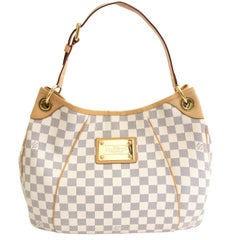 Louis Vuitton Galliera Damier Azur Shoulder Bag