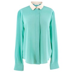 Chloe Silk Blouse US 6