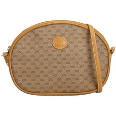 Gucci Brown GG Crossbody Bag