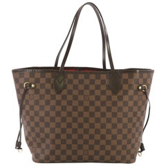 Louis Vuitton Neverfull Damier Handtasche MM