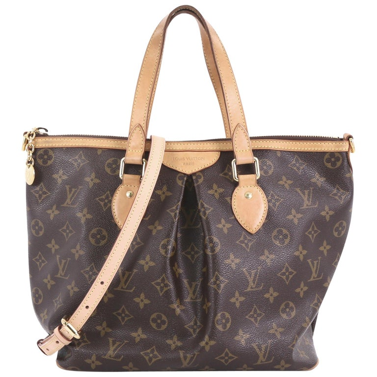 b96cf12663 Louis Vuitton Palermo Handbag Monogram Canvas PM For Sale at 1stdibs