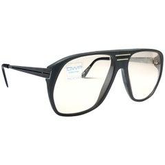 New Vintage OWP Oversized Frame Changeable Lenses 1970 Sunglasses