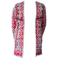 IRO Navajo Blanket Jacket