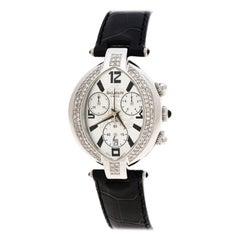 Balmain Stainless Steel & Diamond Excessive Chrono 5831 Women's Wristwatch 32 mm