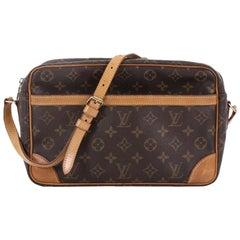 Louis Vuitton Trocadero Handbag Monogram Canvas 30