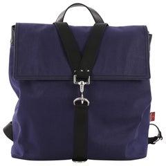 Valentino V-Punk Backpack Canvas Large