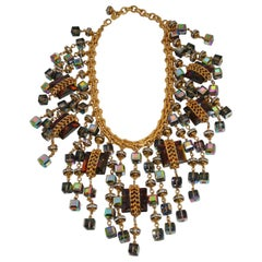 Francoise Montague Fringe Necklace