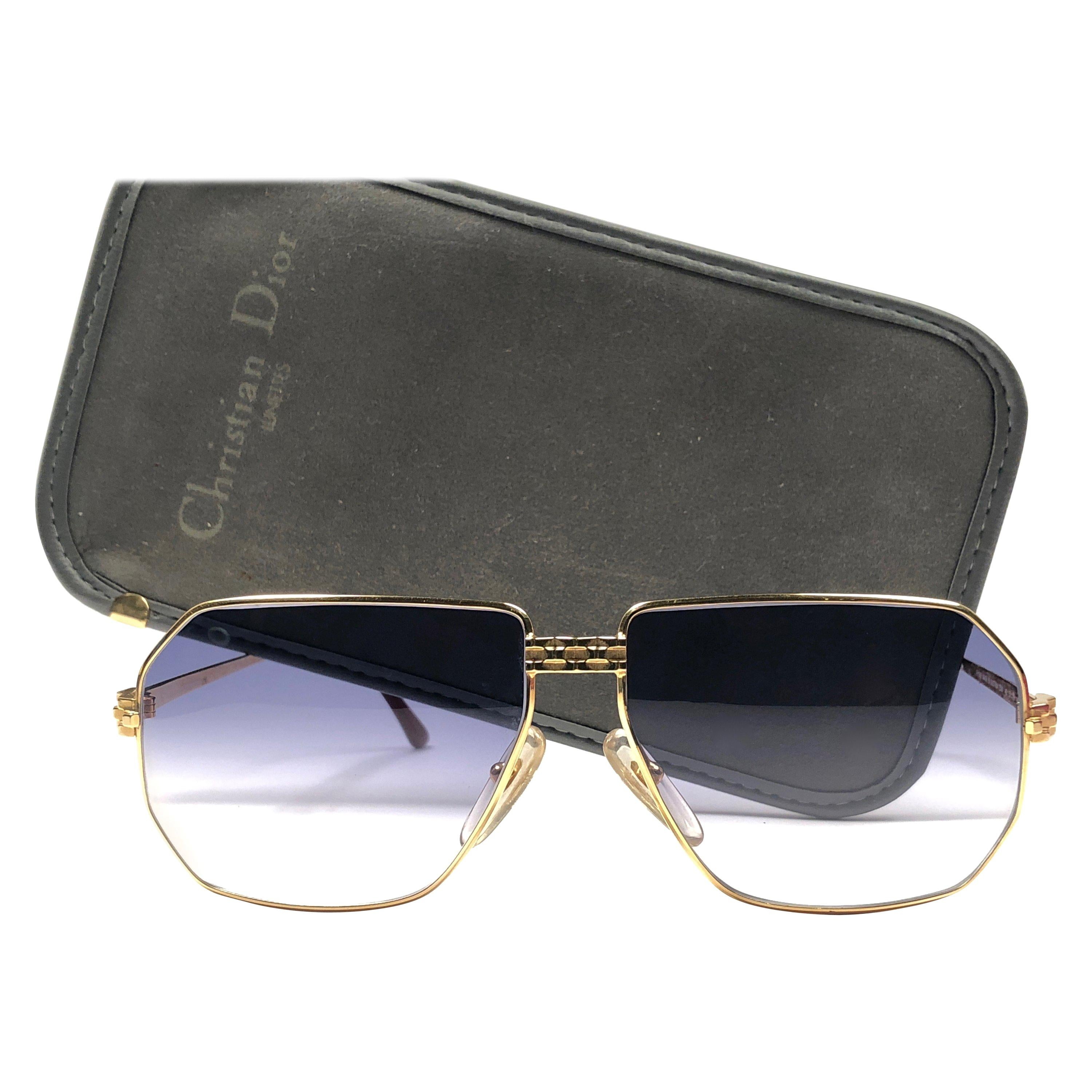 08f6c18233 Vintage Christian Dior Sunglasses - 228 For Sale at 1stdibs
