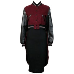 Jean Paul Gaultier Vintage Tailcoat Varsity Jacket