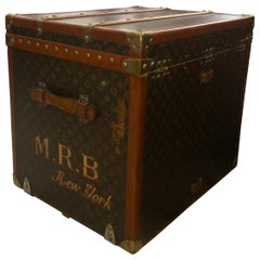 Louis Vuitton M.R.B. New York Wardrobe Trunk