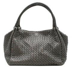 Bottega Veneta Parachute Intrecciato Nappa Leather Bag