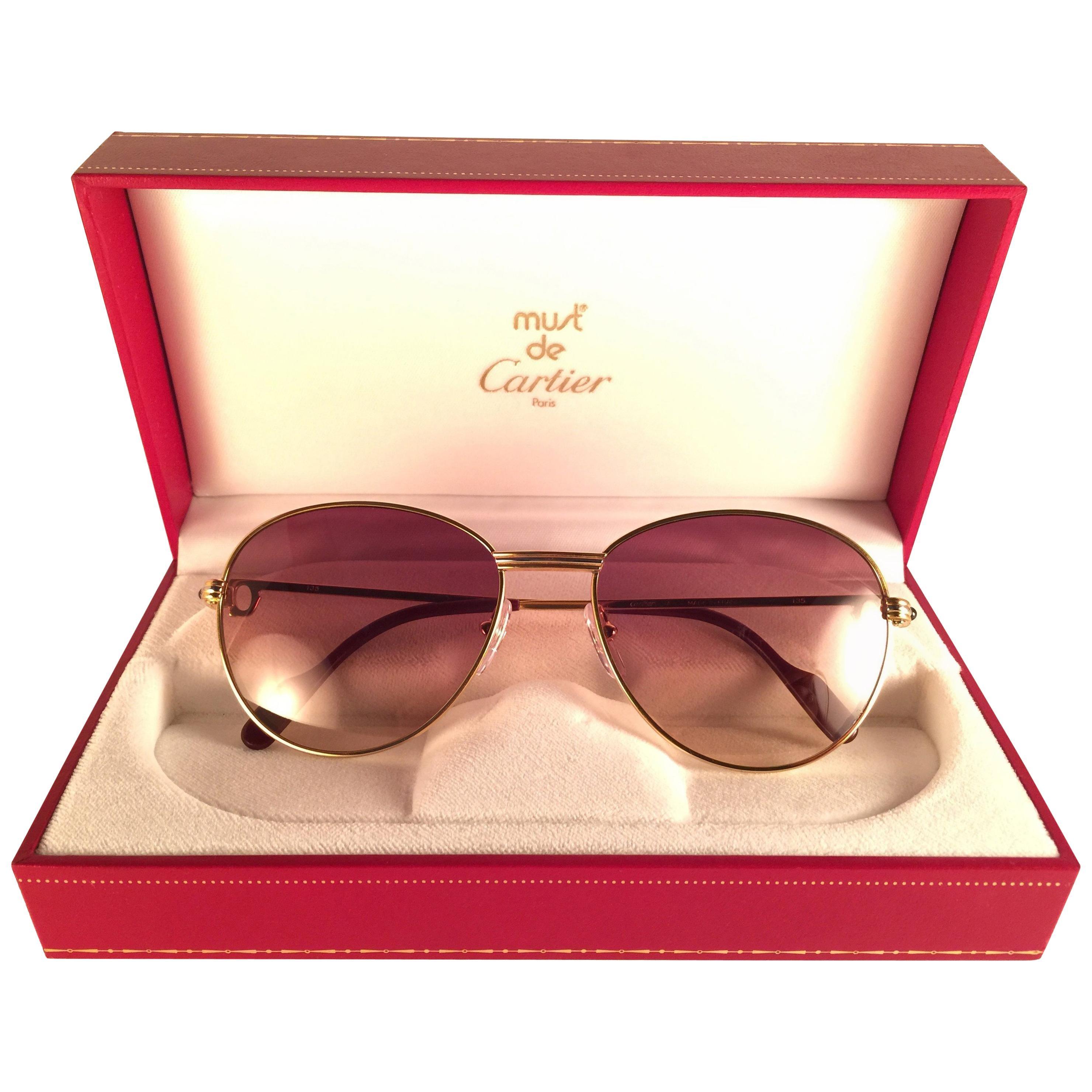 8ccfb1f31d Vintage Cartier  Sunglasses