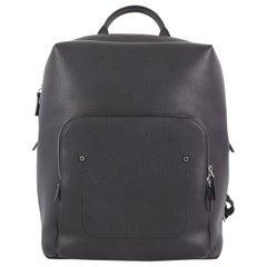 Louis Vuitton Grigori Backpack Taiga Leather
