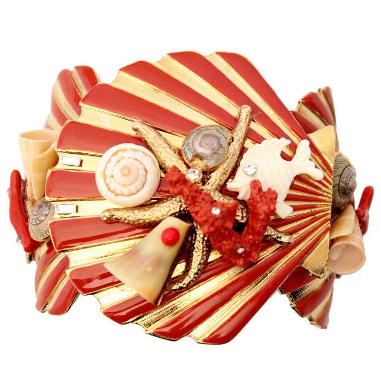 2019 Carlo Zini Sea Bracelet For Sale