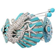2019 Carlo Zini Sea Bracelet