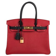 Red Handbags and Purses